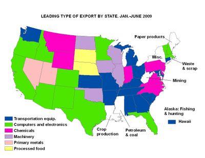 ExportProductsJune2009